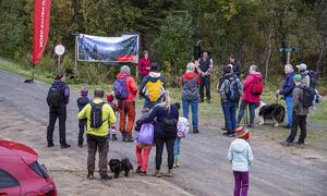Landstrykerstien felles Foto Kjell Fredriksen