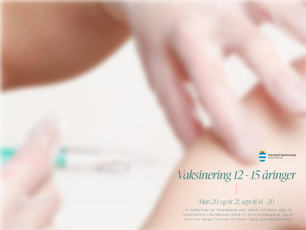Vaksinering 12 - 15 (1)