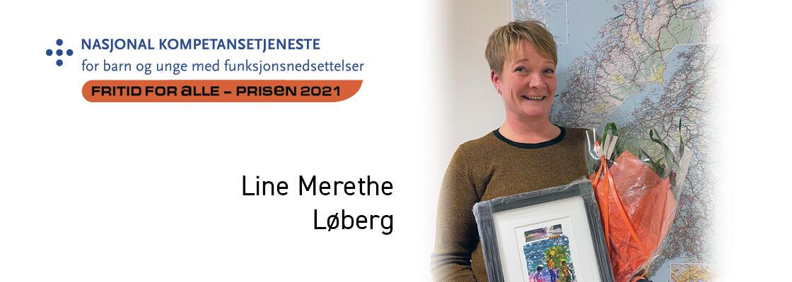 Bilde av Line Merethe Løberg