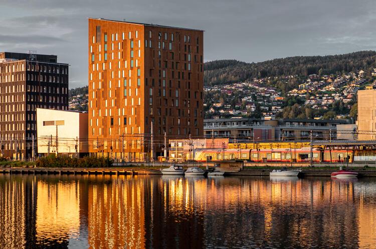 Quality Hotel River Station. FOTO: TERJE BORUD