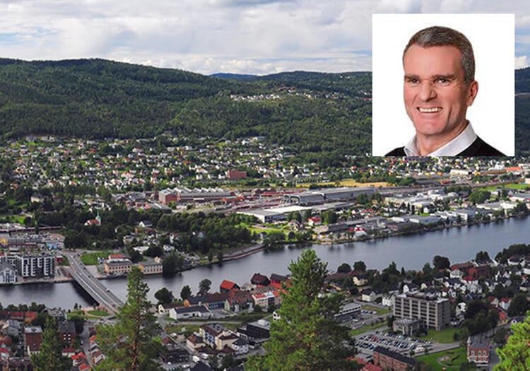 Eivind Sveen, Utleiemegleren.