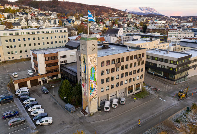 Harstad rådhus