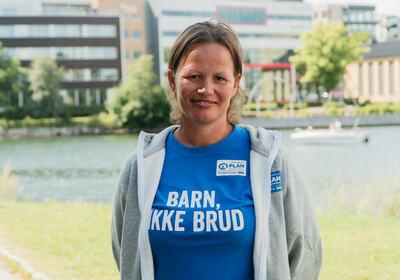 Fylkesaksjonskoordinator for Buskerudregionen, Marit Sola.