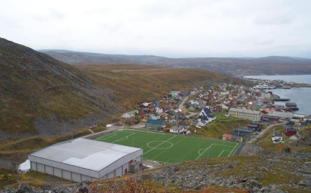 kjøllefjord idrettshall