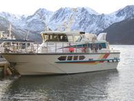 MW Asheim - legeskyssbåten i Loppa