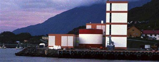 Forfabrikken i Øksfjord