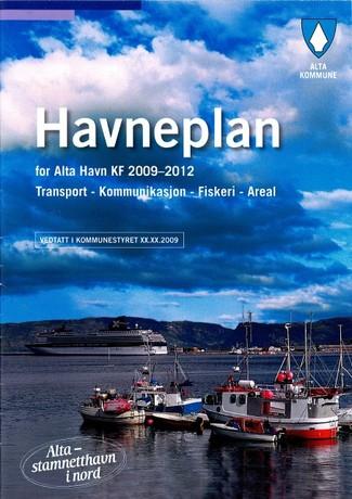 Havneplan 2009-2012 - Alta Havn KF